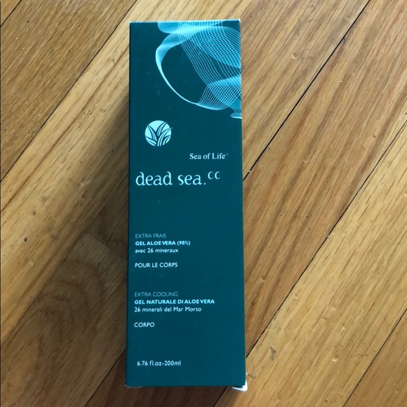 Dead Sea Other - Dead Sea Mineral Aloe Vera Gel